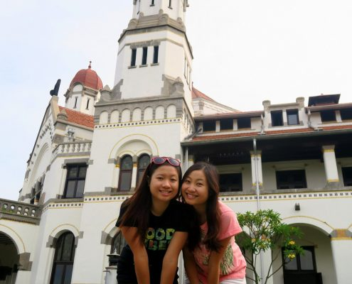 lawang-sewu-dutch-building