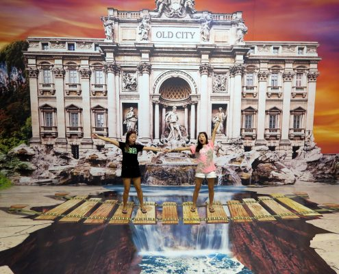 semarang-old-city-trick-art-museum