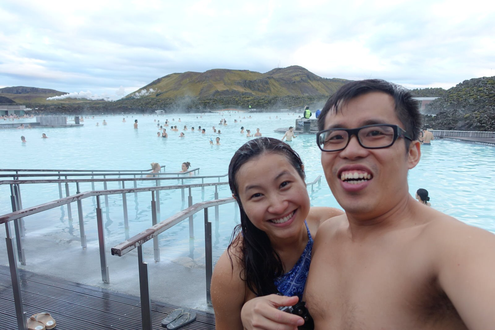 Blue Lagoon Day Time