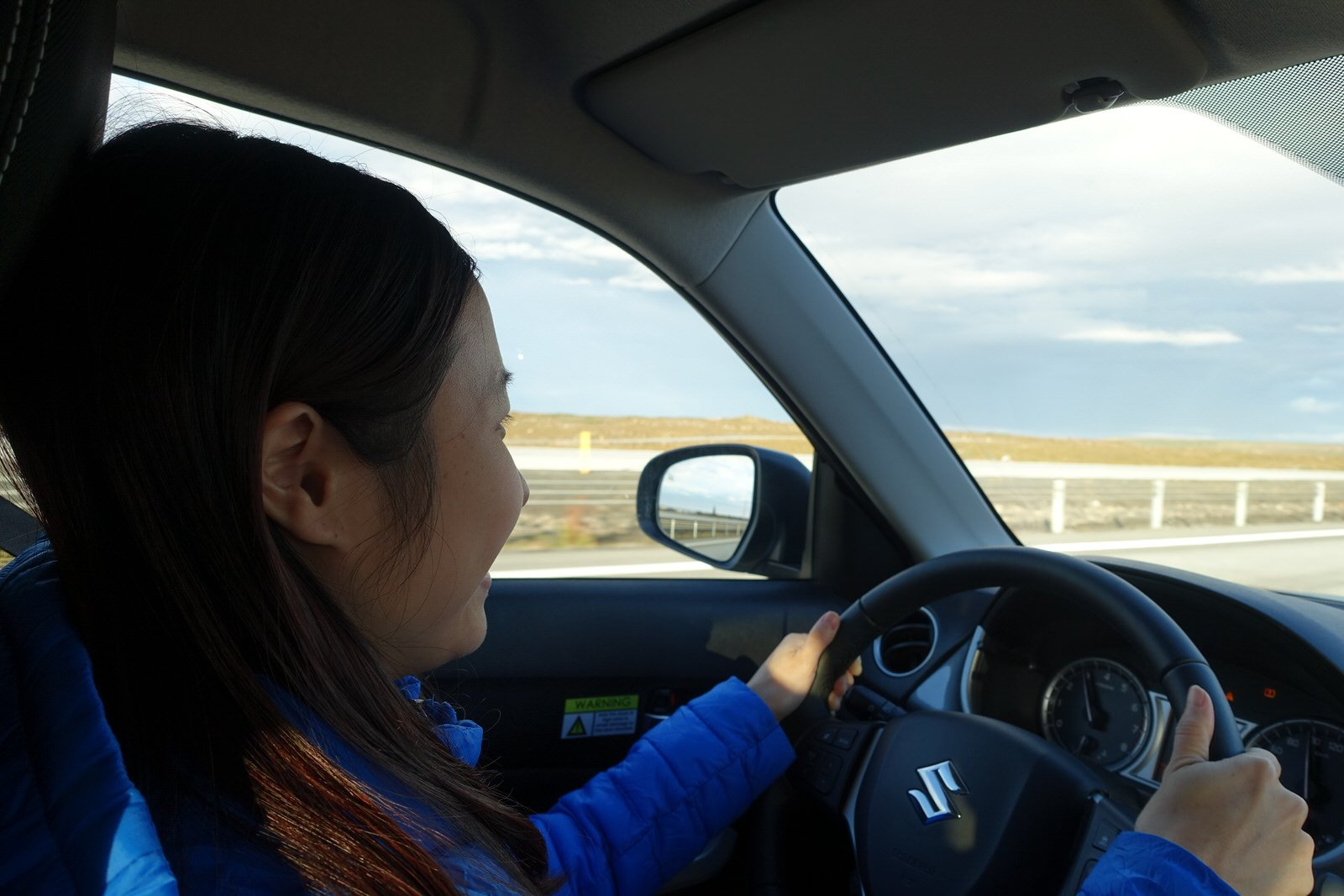 iceland driving