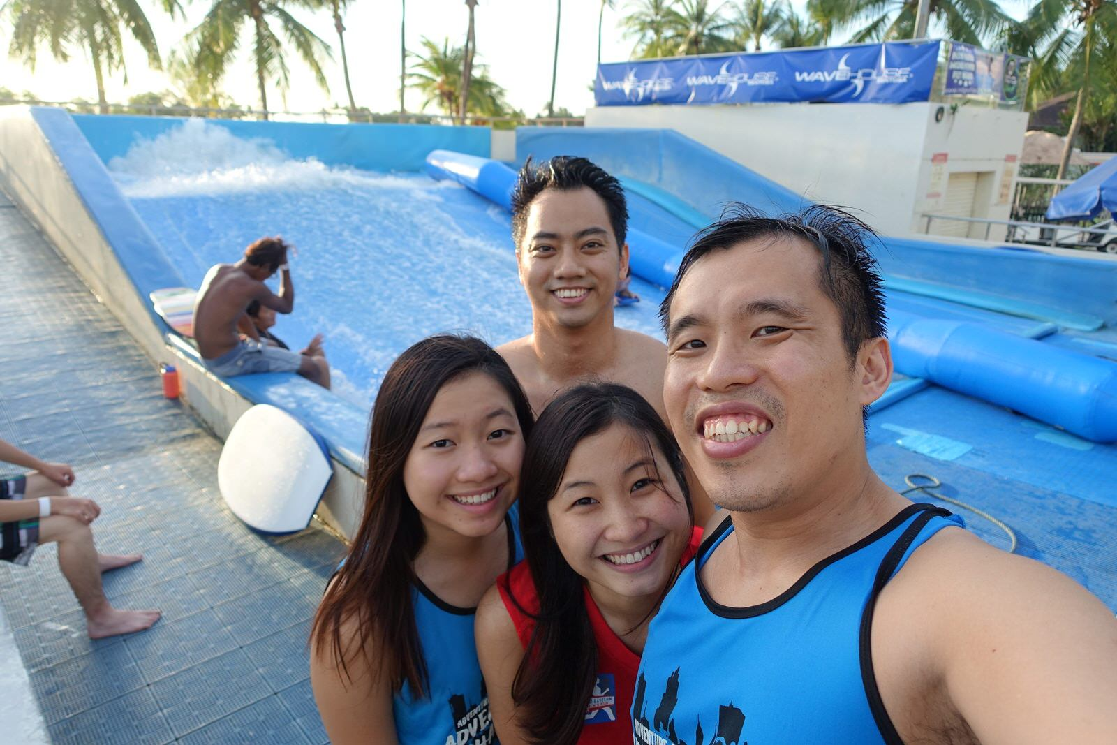 wave house sentosa welfie