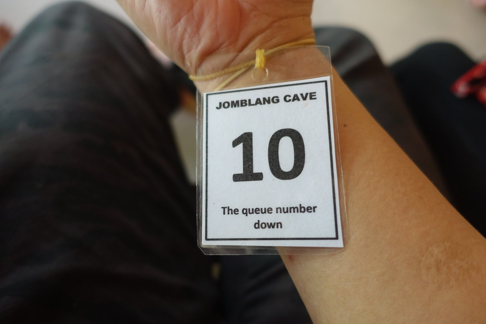 jomblang cave queue number
