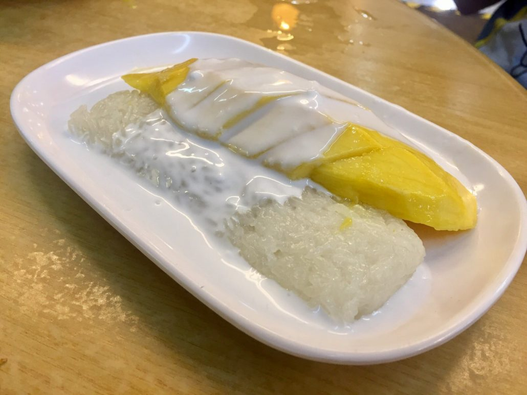 Mata Thai Bishan Mango Stick Rice