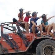 Yogjakarta Merapi Jeep