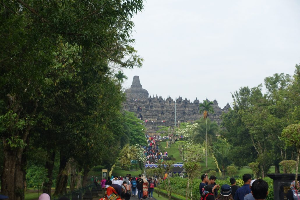 Borobudur Temple UNESCO