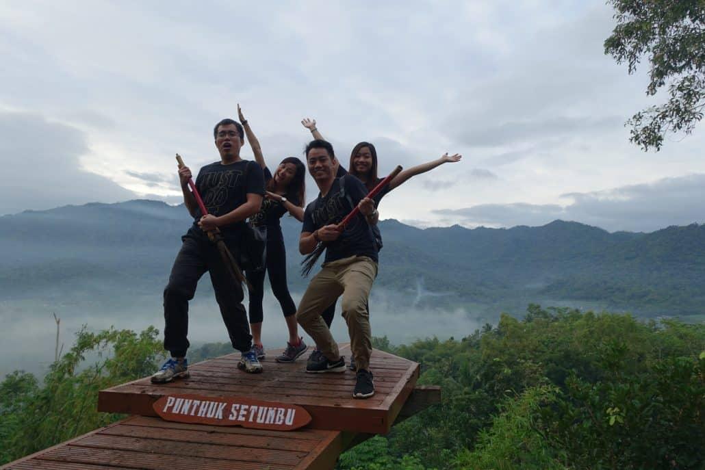 Bukit Punthuk Setumbu photo spot
