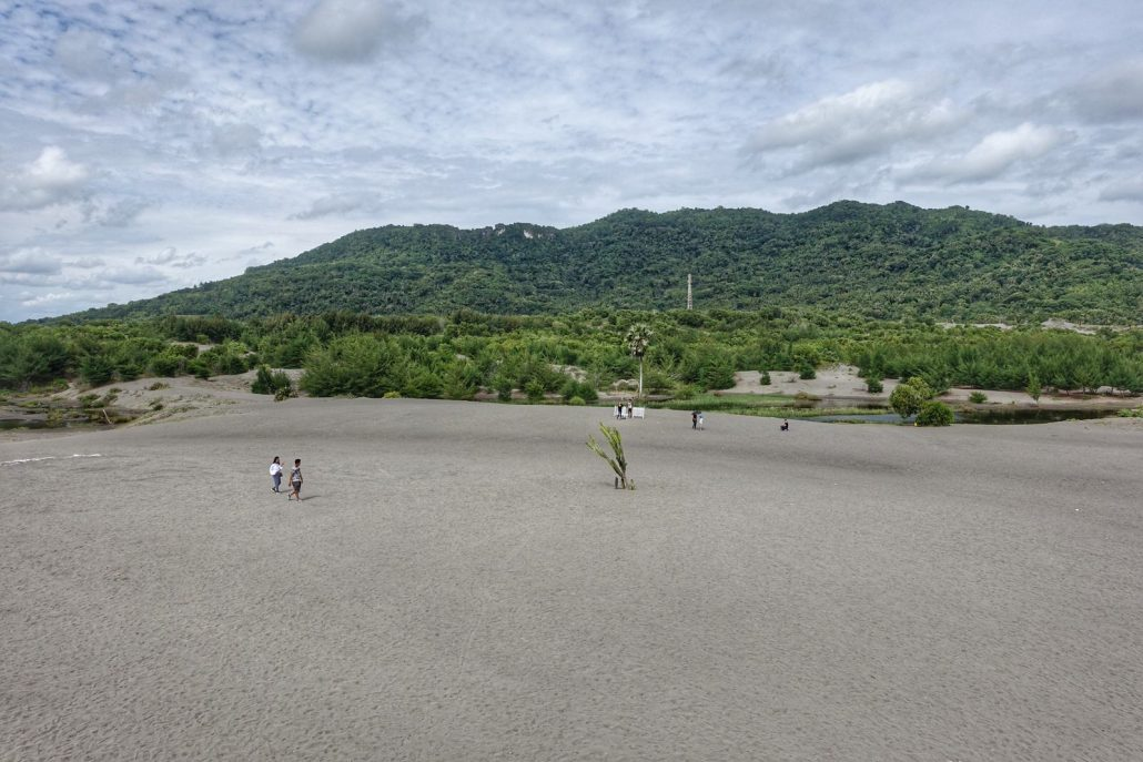 Gumuk Pasir Desert In Java