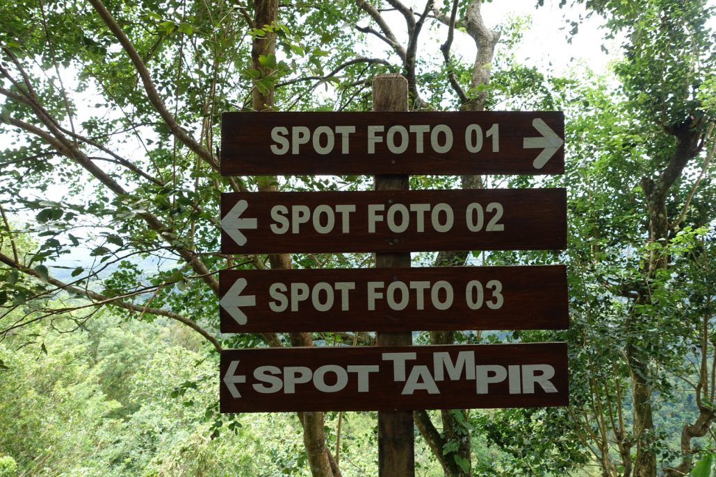 Kalibiru National Park Direction Photospot