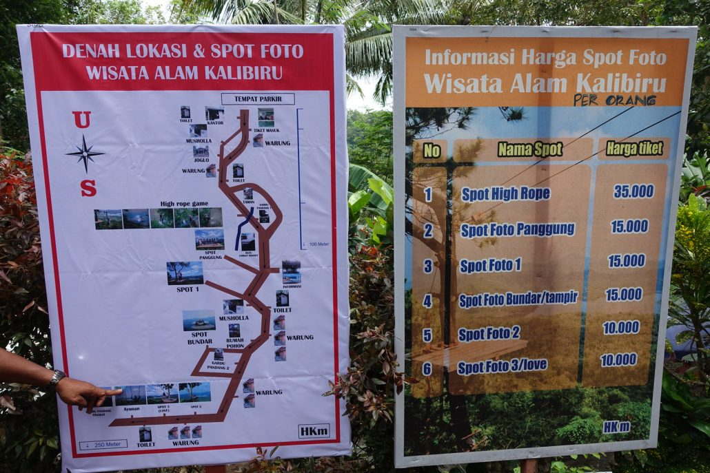 Kalibiru National Park Directions And Maps