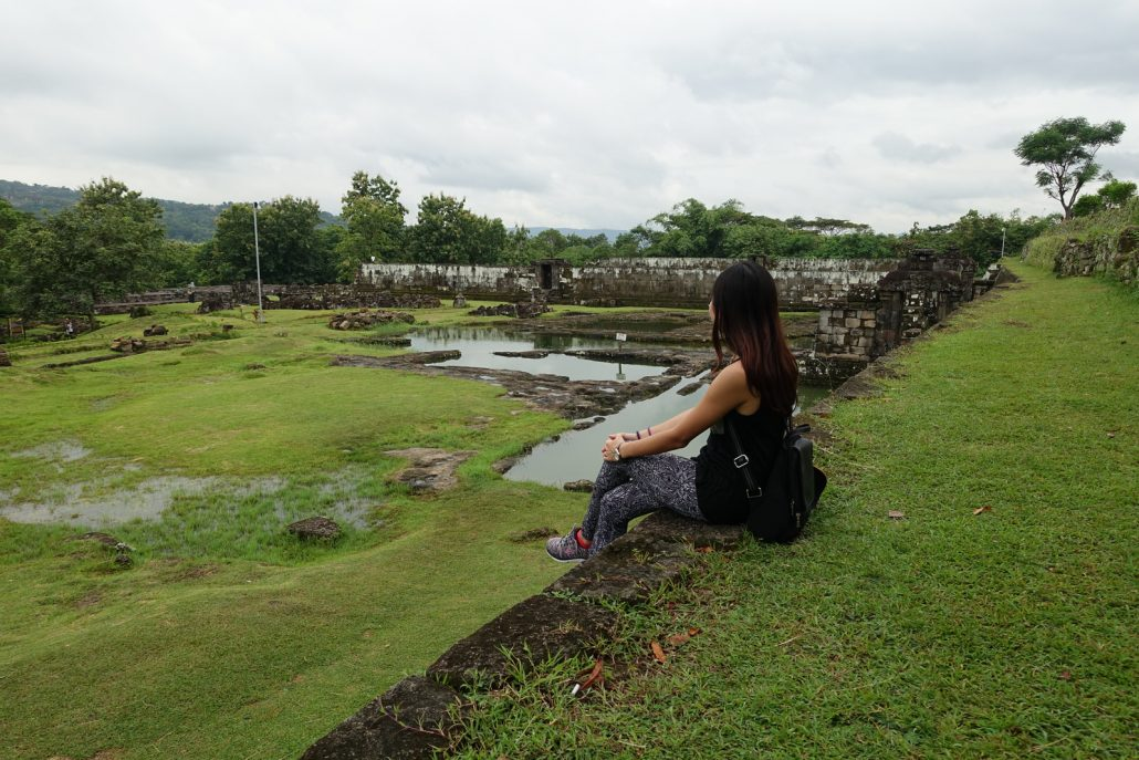 Ratu Boko Pool